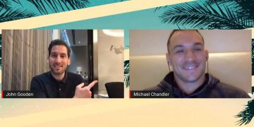 UFC 257 Q&A with Michael Chandler