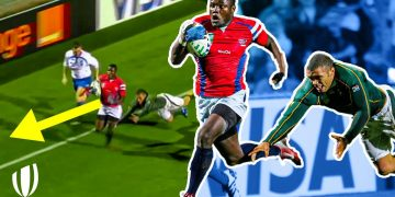 That is QUICK! Top ten end-to-end tries | Shane Williams, Beauden Barrett & Takudzwa Ngwenya