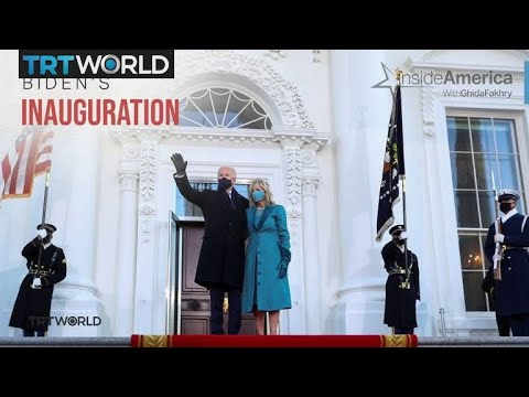 Biden's Inauguration | Inside America with Ghida Fakhry