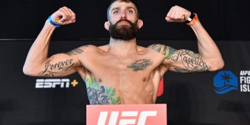 Fight Island 8: Chiesa vs Magny - Weigh-in