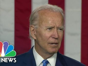 Biden Facing Setbacks Battling Climate Change | NBC News NOW