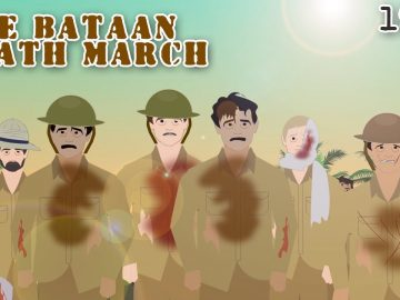 The Bataan Death March (1942)