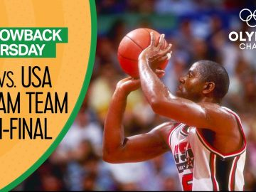 Lithuania vs. USA's Dream Team - Full Basketball Replay | Throwback Thursday