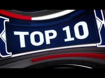 NBA Top 10 Plays Of The Night | January 11, 2021