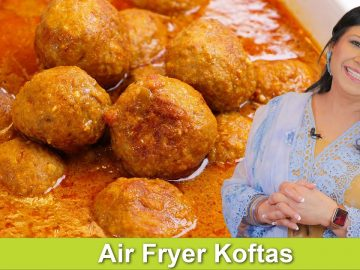 No-Fail Chicken kay Koftay in Air Fryer Recipe in Urdu Hindi - RKK