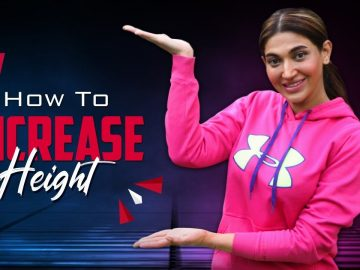 How To Increase Height | Sana Fakhar 1