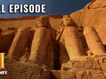 Discover the Secrets of Ancient Egypt | Engineering an Empire | Full Episode | History 5
