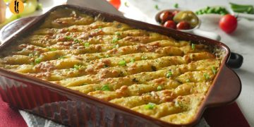 Finger Fish Pie Recipe By Food Fusion