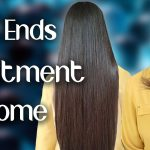 Split Ends Treatment at Home for Smooth Shiny Hair - Ghazal Siddique