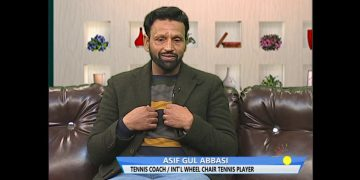 WTM 28 01 20 PTV WORLD Tennis Coach/Srilankan chef