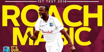 Incredible Kemar Roach Spell as Bangladesh are Skittled for 43! | Windies v Bangladesh 1st Test 2018