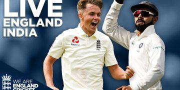 🔴 LIVE Tour Warm-up! | Sam Curran & Kohli Star in Classic Test! | England v India 2018 8