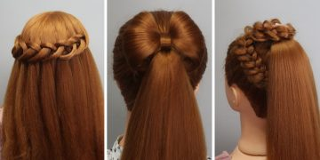 6 Amazing Hair Transformations - Easy Beautiful Hairstyles Tutorials 🌺 Best Hairstyles for Girls 17