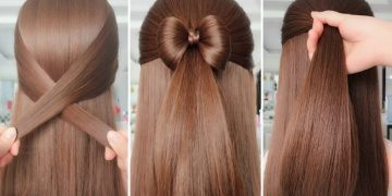 ⚠️ SIMPLE HAIRSTYLES FOR EVERYDAY ⚠️ - Hair Tutorials 2