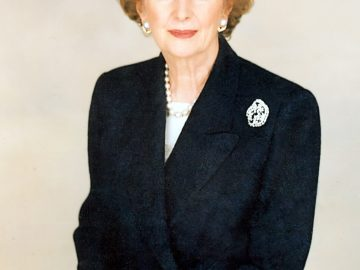 Margaret Thatcher: UK's First Female Prime Minister 3