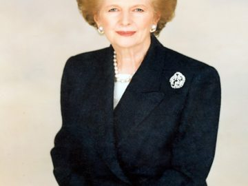 Margaret Thatcher: UK's First Female Prime Minister 8