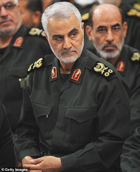 US-Iran tensions high one year after Soleimani's killing 1