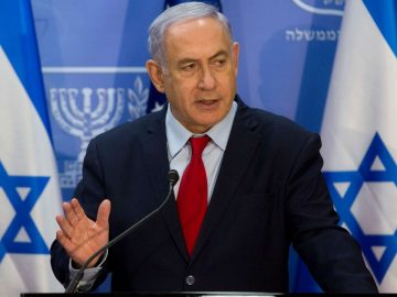 Netanyahu makes surprise campaign pitch to Arab voters 8
