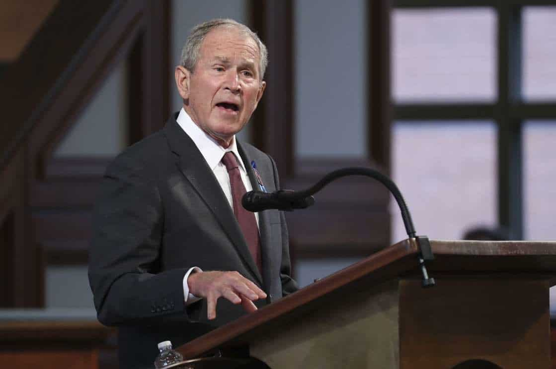 George W. Bush to Attend Biden's Inauguration in Signal of Unity 3