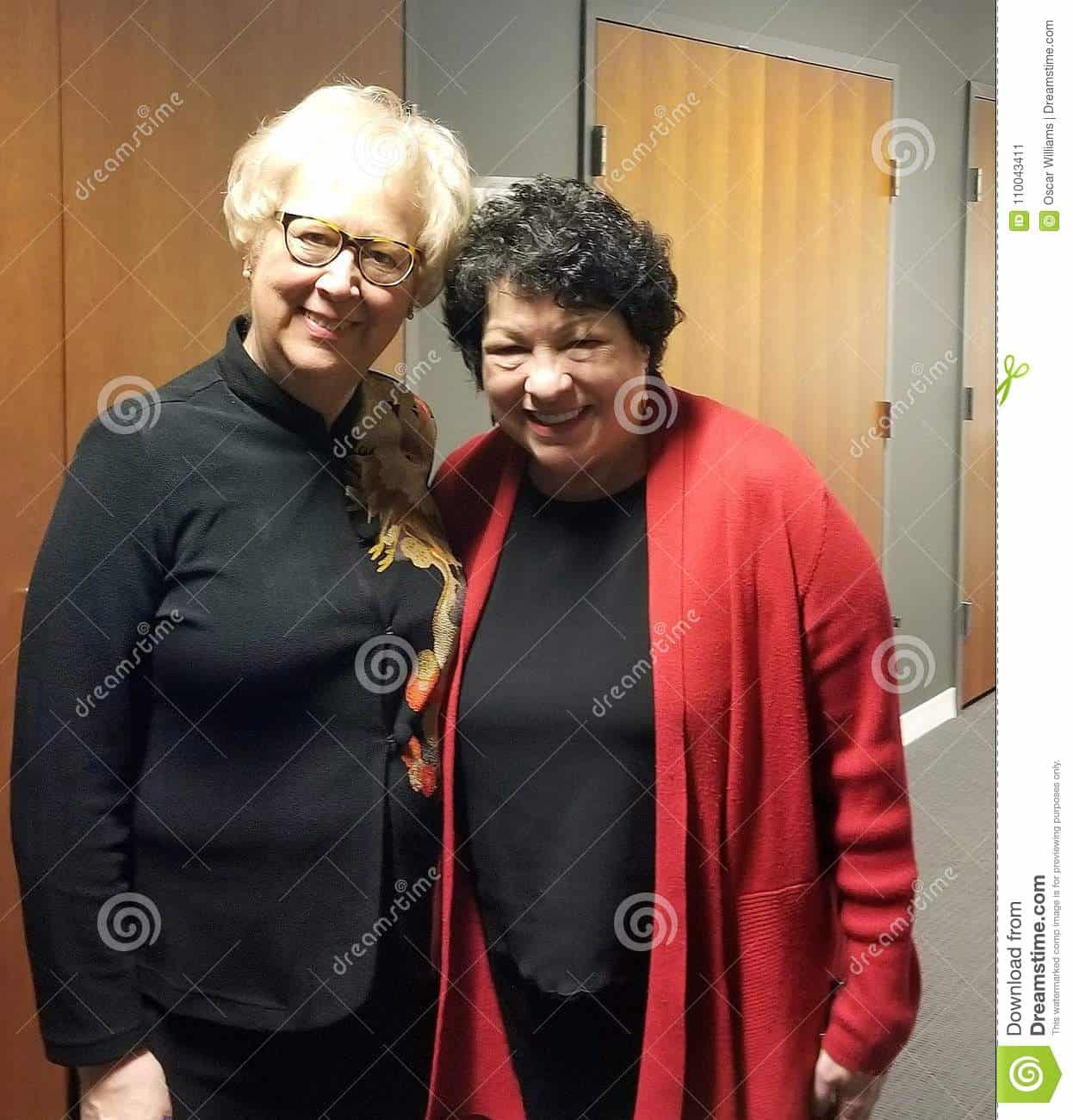 Sonia Sotomayor, Associate Justice of the Supreme Court of the US. 3