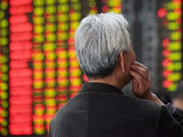 Millions of new investors piled into mainland Chinese stock markets in 2020 12
