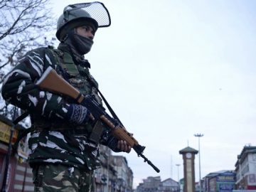 Lockdown in Indian-occupied Kashmir is not for safety but control: UK MPs 14