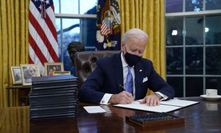 Biden executive orders target federal minimum wage and food insecurity 1