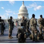 Thousands of National Guard troops could remain in Washington until March 3