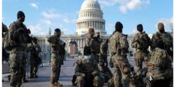 Thousands of National Guard troops could remain in Washington until March 1