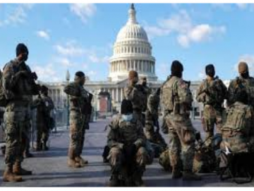 Thousands of National Guard troops could remain in Washington until March 14