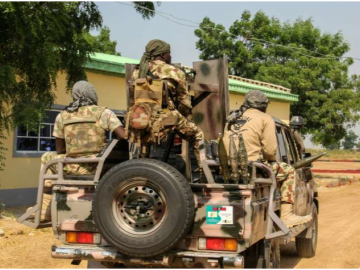 Huge challenges await Nigeria's new military chiefs 5
