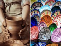 Home to the dying art of pottery-making 40