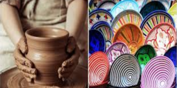 Home to the dying art of pottery-making 14