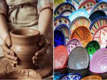 Home to the dying art of pottery-making 9