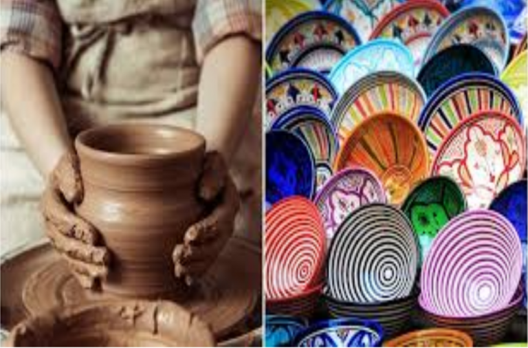 Home to the dying art of pottery-making 1