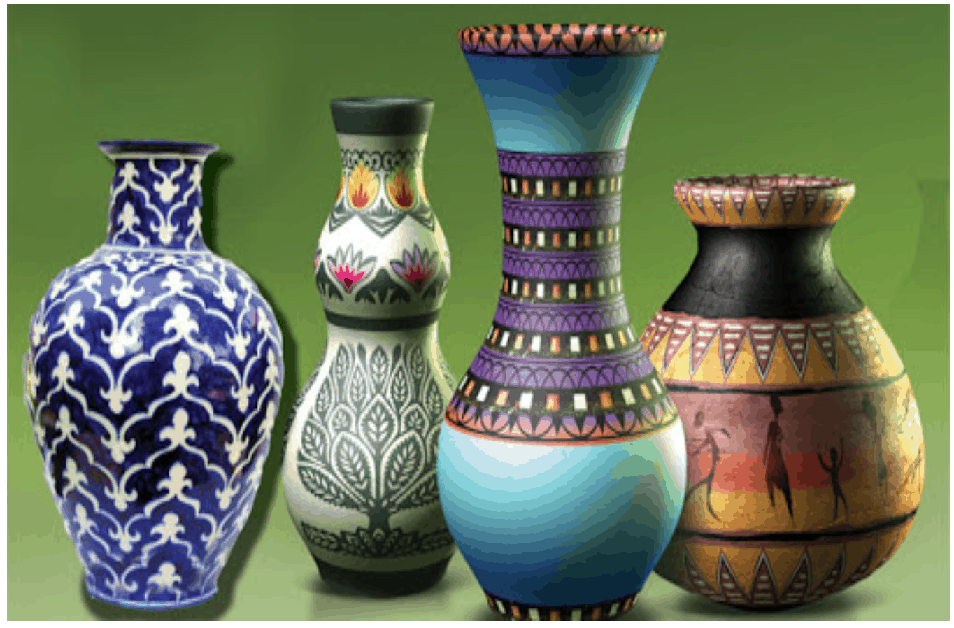 Home to the dying art of pottery-making 6