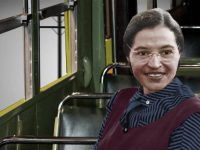 Rosa Parks, was an American activist. 26