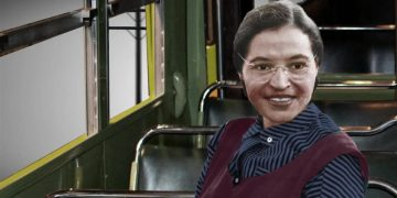 Rosa Parks, was an American activist. 3
