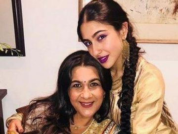 Sara Ali Khan spills details about her bond with mother Amrita Singh 8