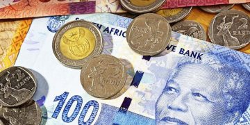 UPDATE 1-South African rand climbs 1%, stocks retreat from record highs 16