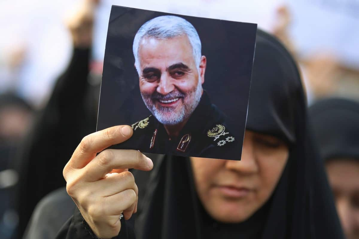 US-Iran tensions high one year after Soleimani's killing 4