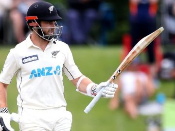 Kane Williamson underscored his ranking as the world's premier batsman with a masterful double century on a landmark 16