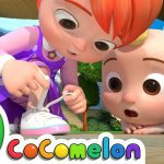 Learn To Tie Your Shoes + More Nursery Rhymes & Kids Songs - CoComelon 1