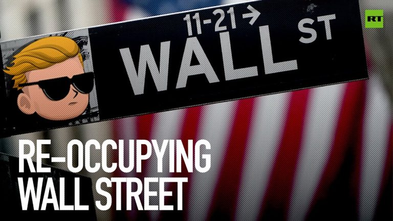 Re-Occupying Wall Street