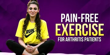 Pain-Free Exercise For Arthritis Patients | Sana Fakhar 1