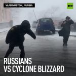 Battle of wills | Russians Vs Cyclone Blizzard