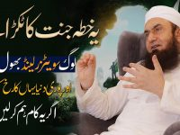 This land is a piece of Jannah | Molana Tariq Jamil | Long Live Pakistan