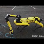 Help! Now it's ARMED | Boston Dynamics' Spot gets a robotic arm