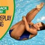 Women's 3m Springboard - Diving Replay | Throwback Thursday