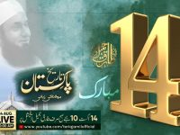 Happy Independence Day   Special Bayan by Molana Tariq Jamil 14 August 2020 - 10:00 am Friday